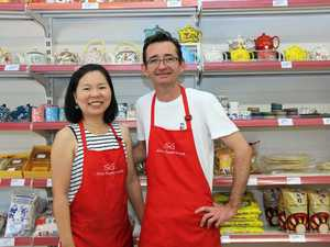 New owners of supermarket are culinary detectives