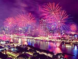 Christmas fireworks to light up Brisbane sky