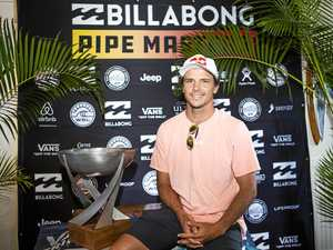 Wilson to face Moniz, Hermes in first round of Pipe Masters