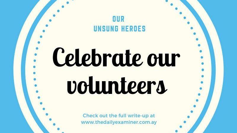 Celebrate out volunteers