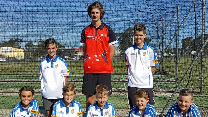 SPORT: Hervey Bay cricketers to play for Wide Bay at the Queensland Junior Carnivals next week.
