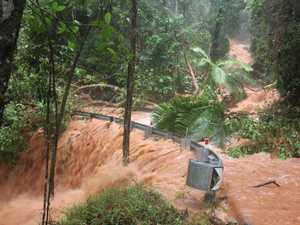 Cyclone Owen causes flooding, landslides