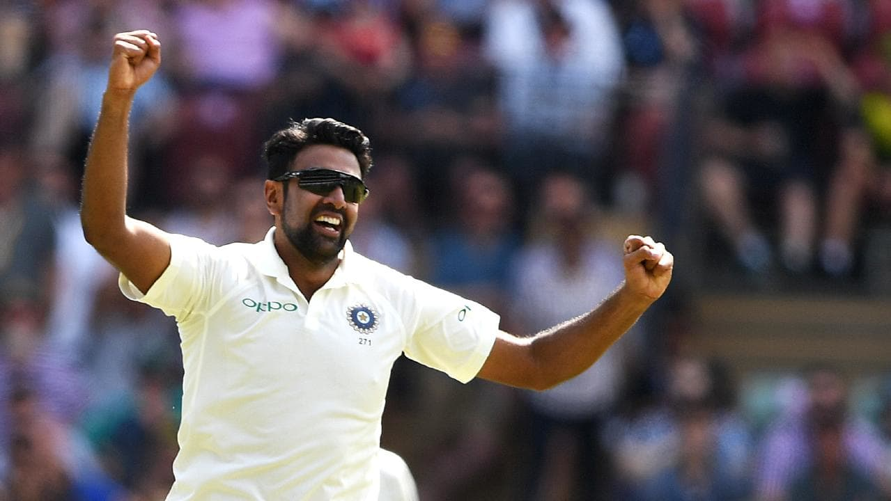 Ravi Ashwin has been ruled out of the second Test. Picture: AAP