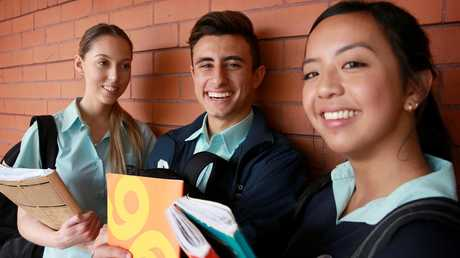 20,000 HSC students have applied for extra university admission points. Picture: Toby Zerna