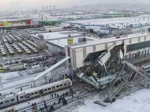 Seven dead in high-speed train crash