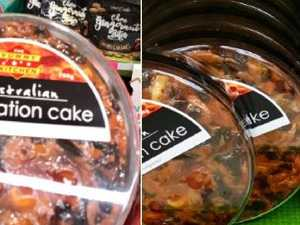 Truth about this 'offensive' Woolies cake