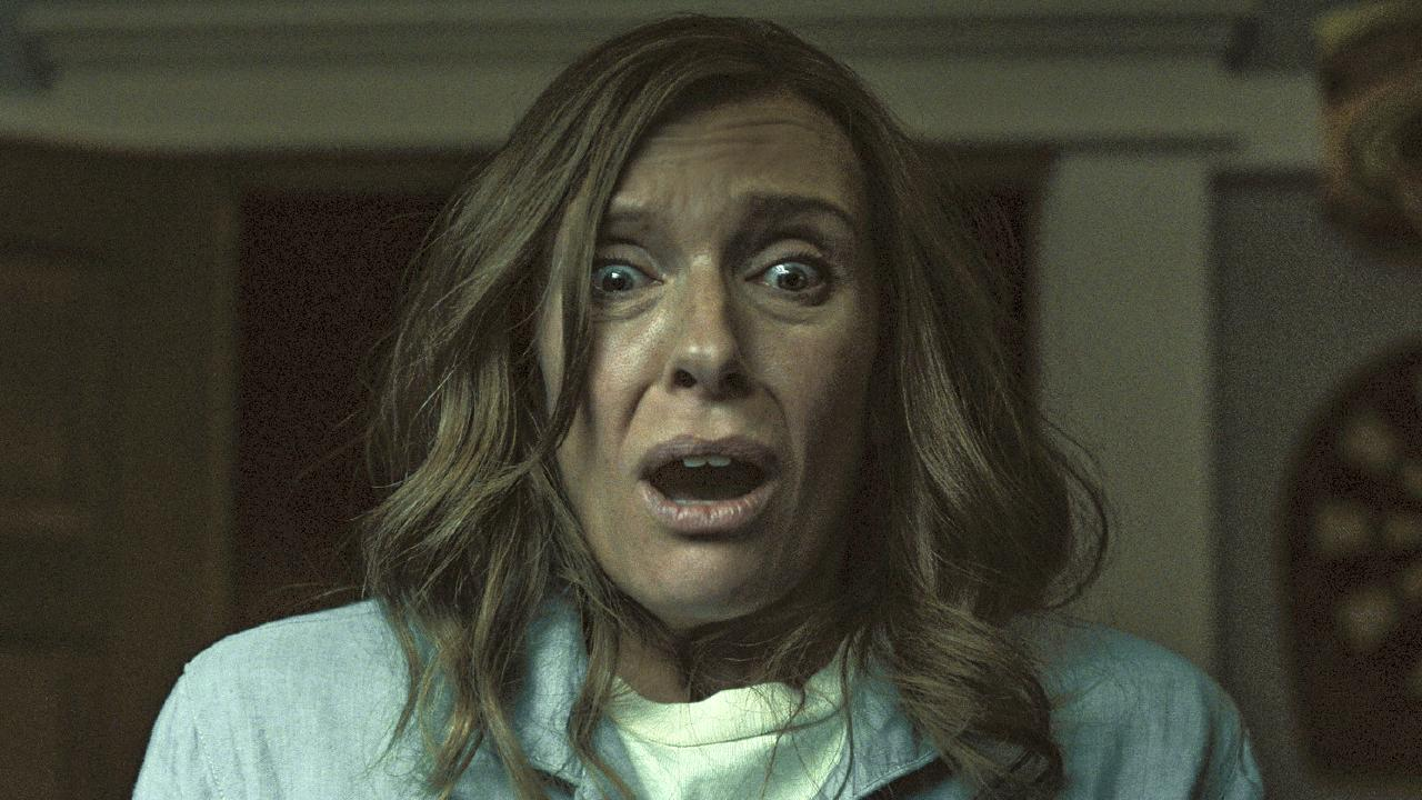 Hereditary is a modern horror masterpiece. Picture: AP