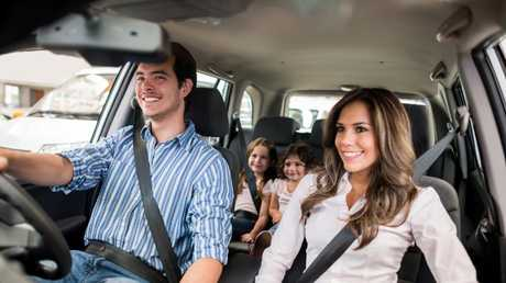 In traffic we can lose sight of manners, and behave badly towards other drivers. Picture: iStock