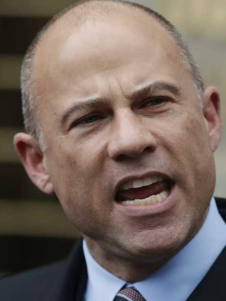 Michael Avenatti, lawyer for porn star Stormy Daniels.  Picture:  AP