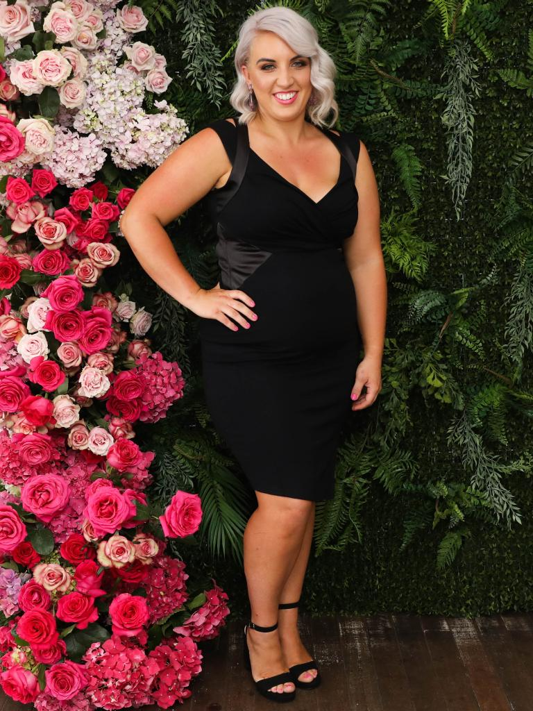 She was given a makeover after being named one of six women to receive The Healthy Mummy Weight Loss of the Year award.