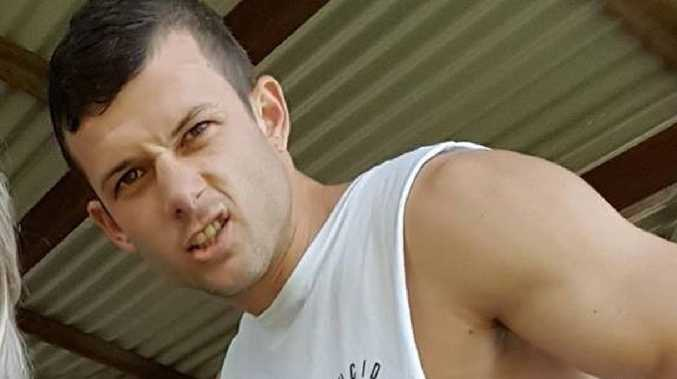 Daniel John Edmonds, 28, pleaded guilty to grievous bodily harm and was sentenced to jail when he faced Townsville District Court
