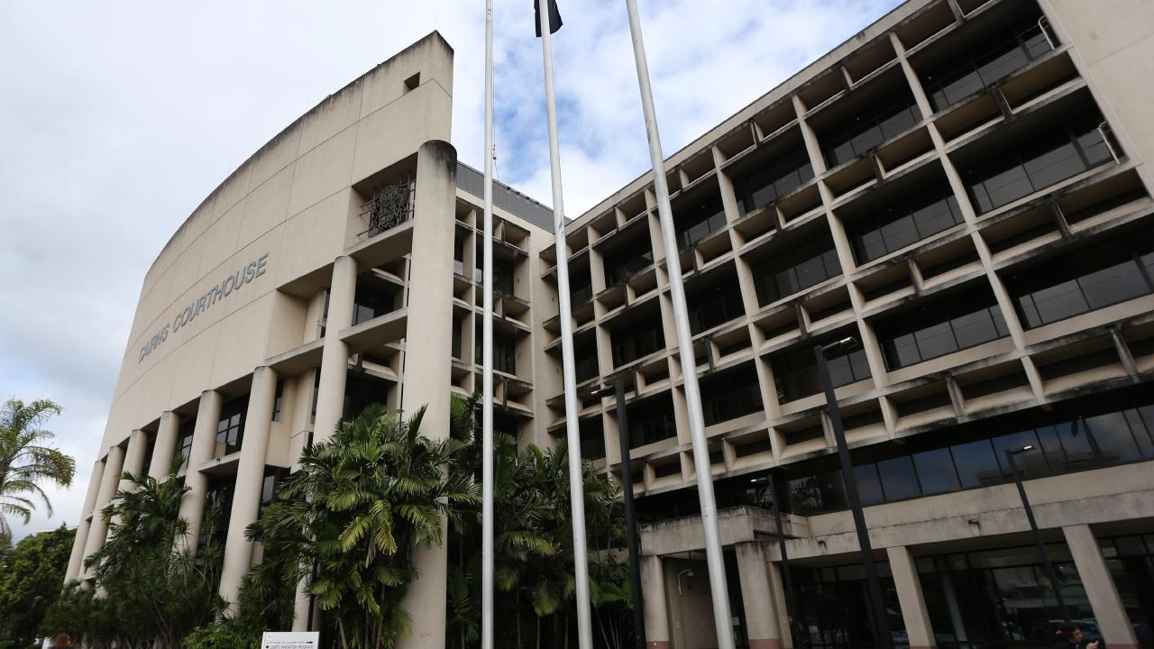 Cairns Courthouse. Picture: Brendan Radke.