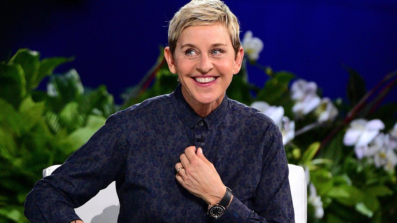 Ellen DeGeneres is weighing up whether to keep hosting The Ellen DeGeneres Show. Picture: James Devaney/GC Images