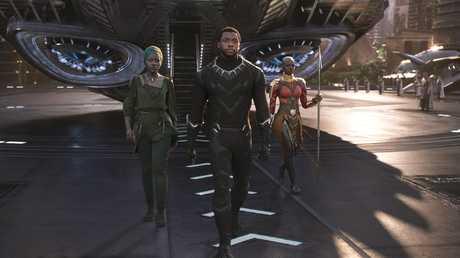 Black Panther is a landmark superhero film. Picture: Marvel
