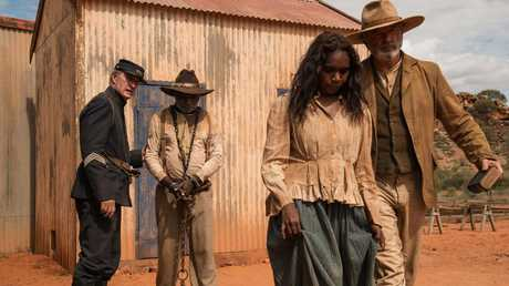 Watching Sweet Country is a brutal, beautiful and bitterly insightful experience. Picture: Supplied