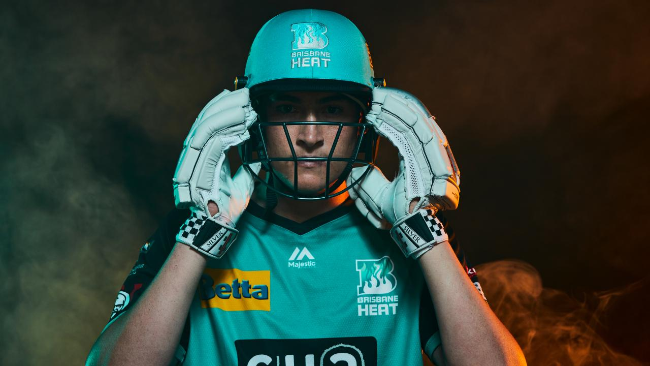 Matthew Renshaw is keen to make a big impression in BBL08.