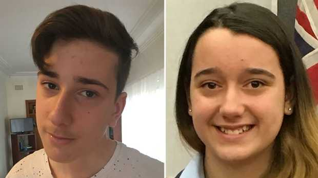 Jack, 15, and Jennifer, 13 were shot dead by their father John Edwards in July.