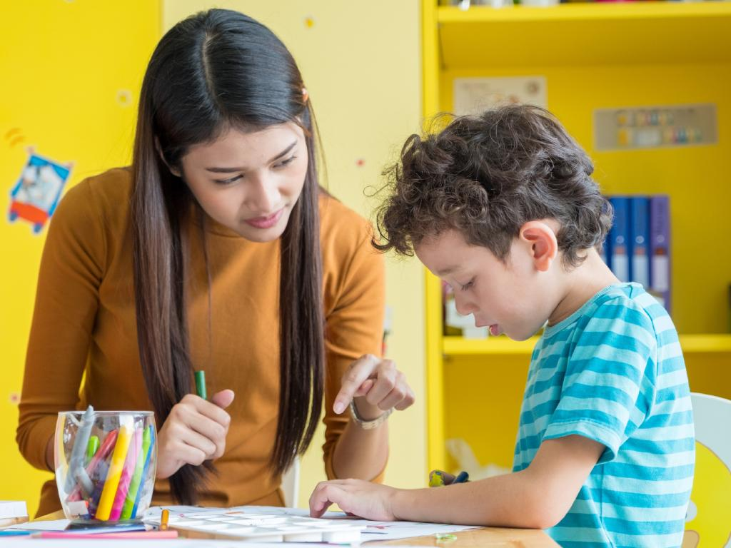 Preschools rely on federal government funding for administration costs.