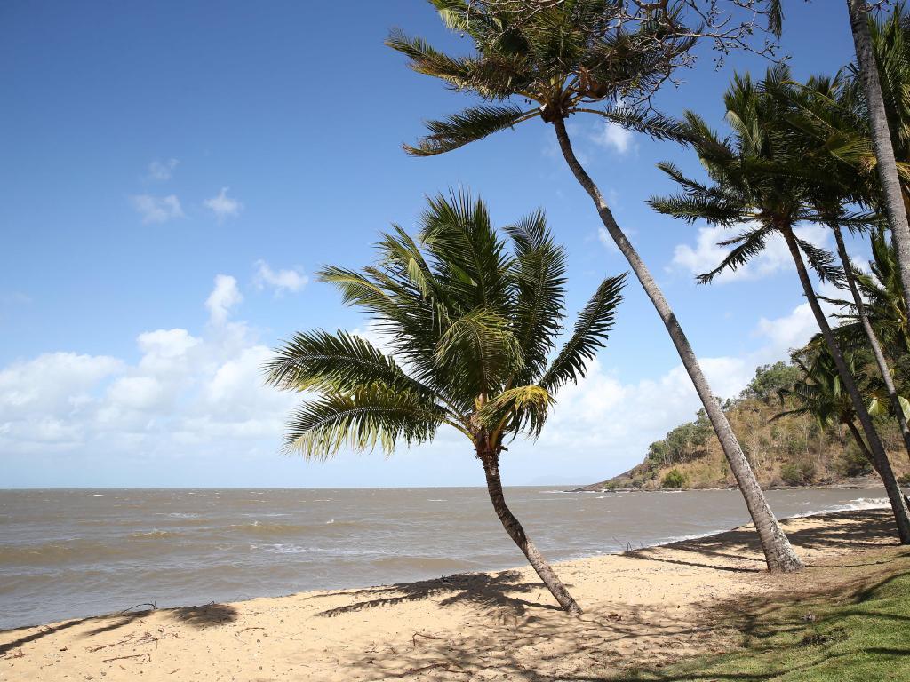 Trinity Beach. Picture: Brendan Radke
