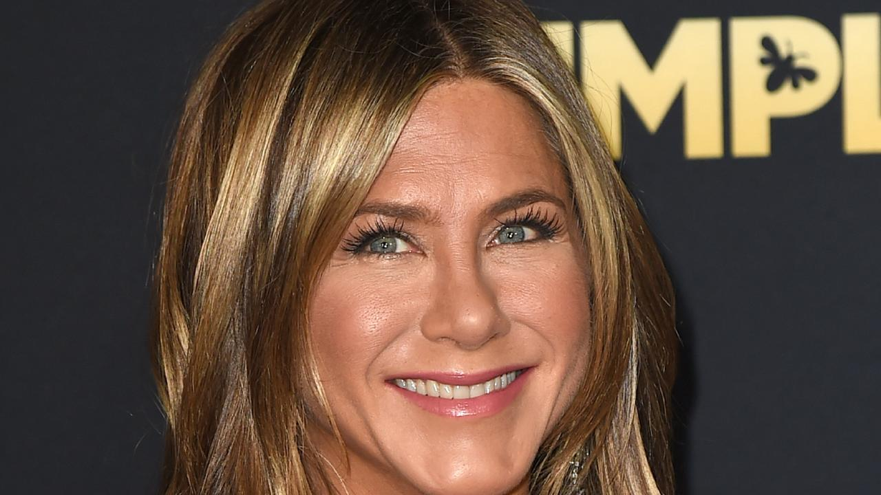 Jennifer Aniston has said that a Friends reunion is looking increasingly unlikely. Picture: Getty Images