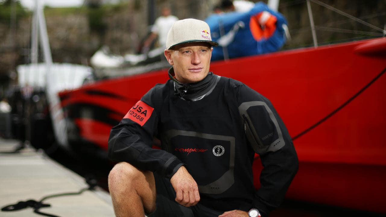 America's Cup skipper James Spithill is off the race favourite wiht injury.