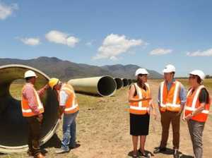Huaghton Pipeline funding gets fast tracked