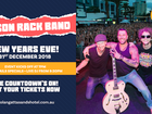 You're in for a firecracker start to 2019 at The Sands! Ring in the New Year with Mason Rack, the Gold Coast kings and queens of rock 'n' roll from 7pm.