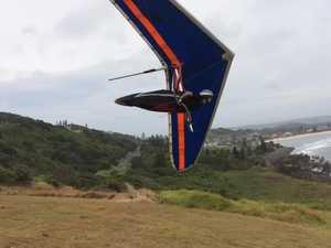 Hang gliding record set