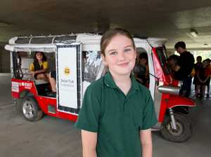 North Mackay Primary School student Jacintah Barbour