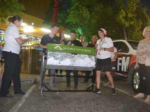 'TIS THE SEASON: The Town Proud Buy Local raffle