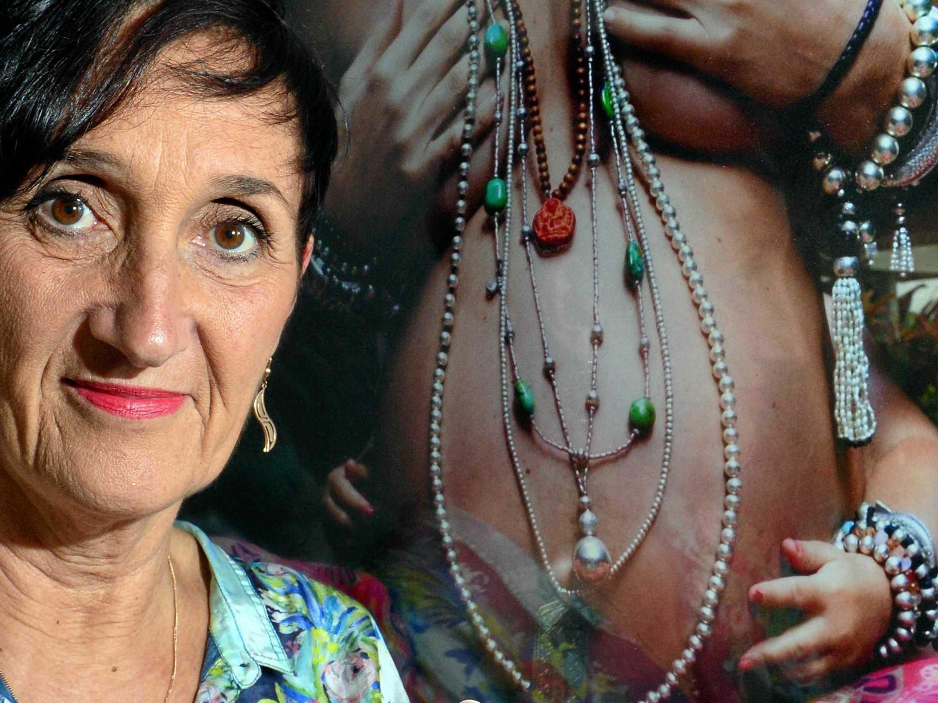 Midwife Mary Ziegler facilitates homebirths on the Sunshine Coast.