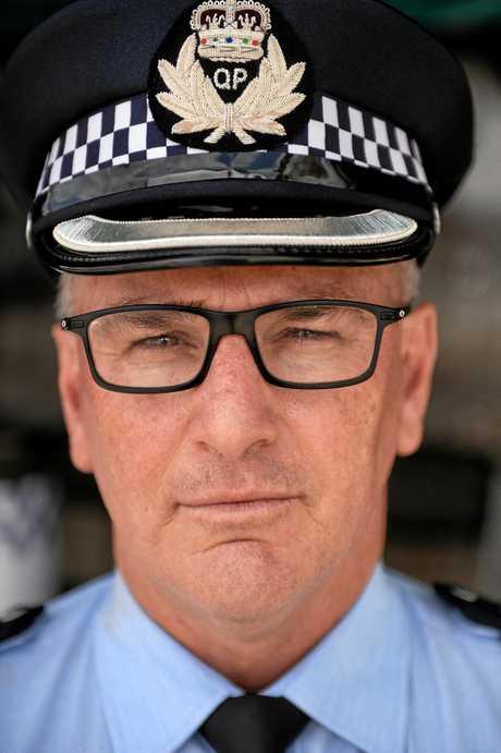 Inspector Keith McDonald.