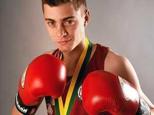 Boxer Maddern tastes national title glory