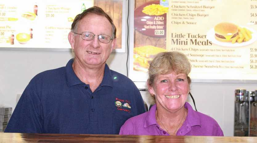 Neil and Helena Parfitt are putting the past behind them and are about to launch Australia's