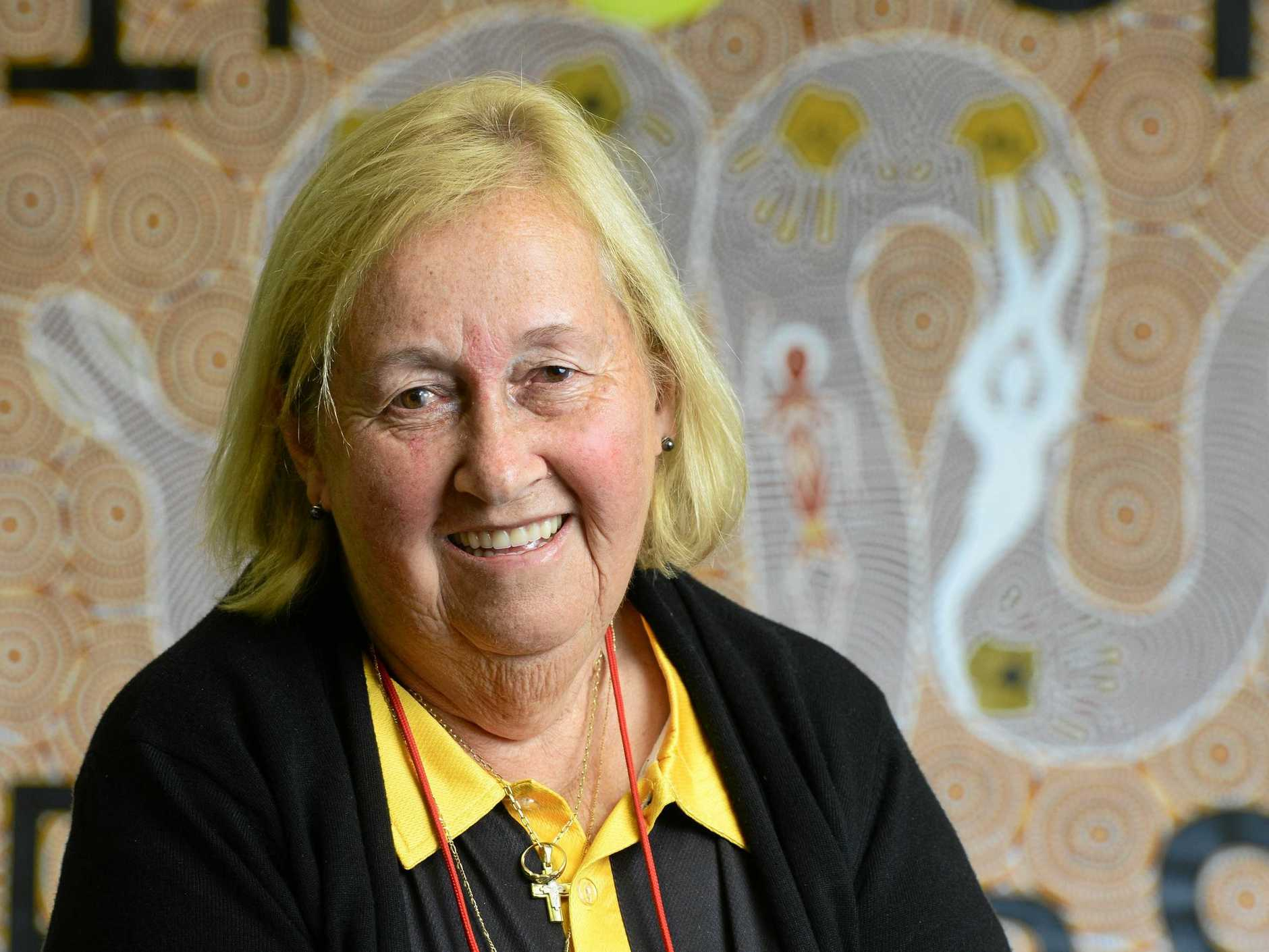 Aunty Faye Carr of Ipswich has been awarded the Naidoc Female Elder of the Year.