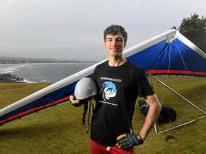 AMAZING VIDEO: Lismore pilot's 500km flight smashes record