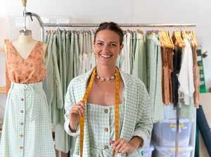 Vogue impressed by Mackay designer