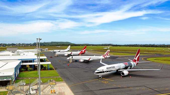 Locals are concerned the potential privatisation of the airport will result in sky high prices.