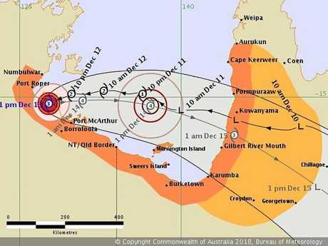 GLADSTONE region residents are being urged to prepare for a deluge of rain and destructive winds with Tropical Cyclone Owen tracking towards Queensland's east coast.