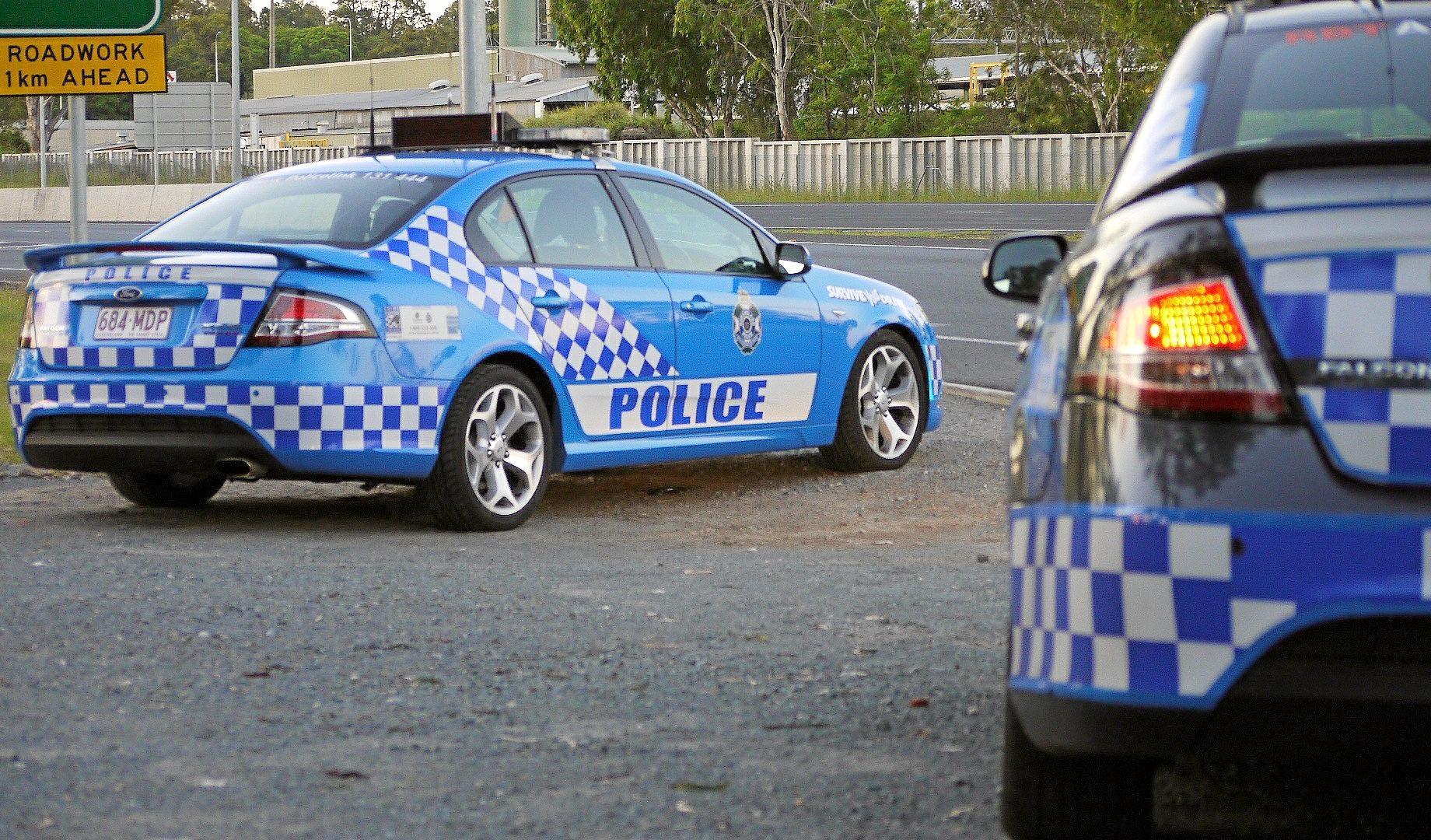 Police are still investigating an incident involving five cars at Kin Kora.