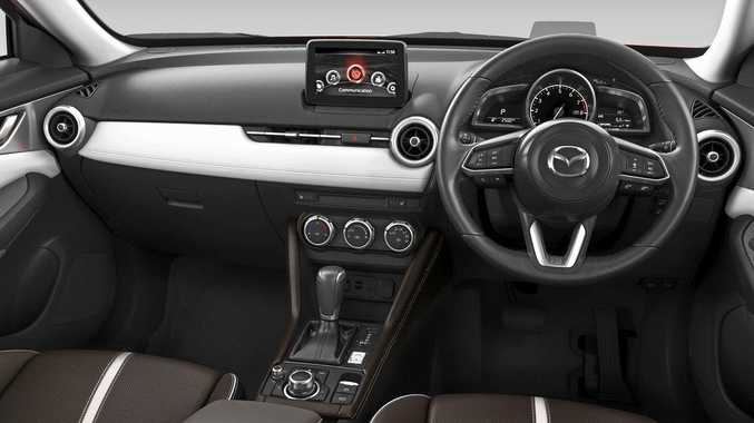 Mazda maintains premium march with high-end CX-3s