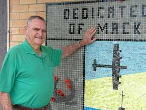 War hero fights for memorial pool