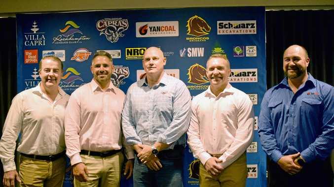 Capras announce partnership with Brisbane Broncos