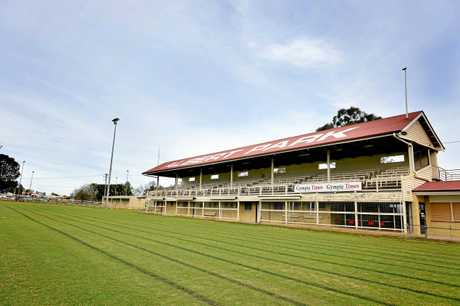 The Albert Park sports ground is getting a facelift.