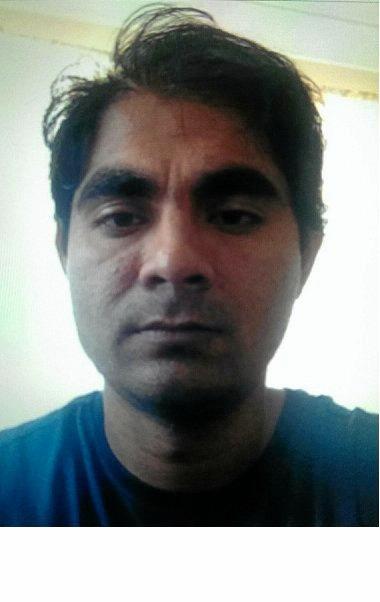 Missing man Syied Alam.