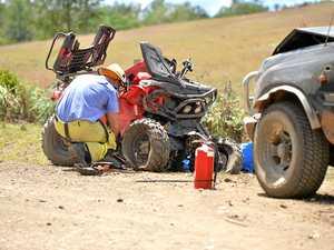 Gympie farm worker awarded $400k after quad bike crash