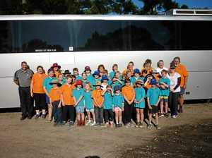 Camp a highlight for Dallarnil students