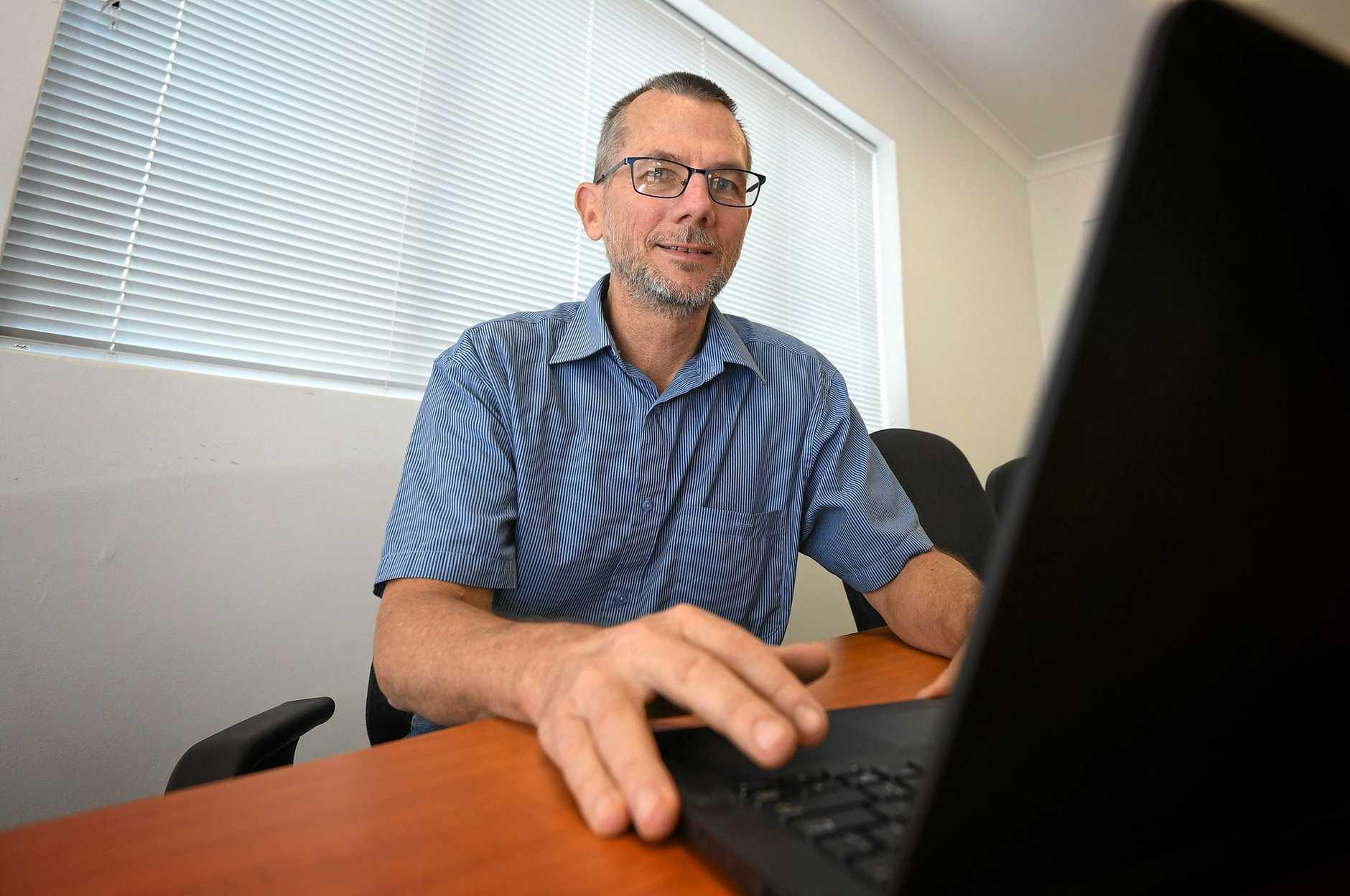 Councillor Dan Stewart.