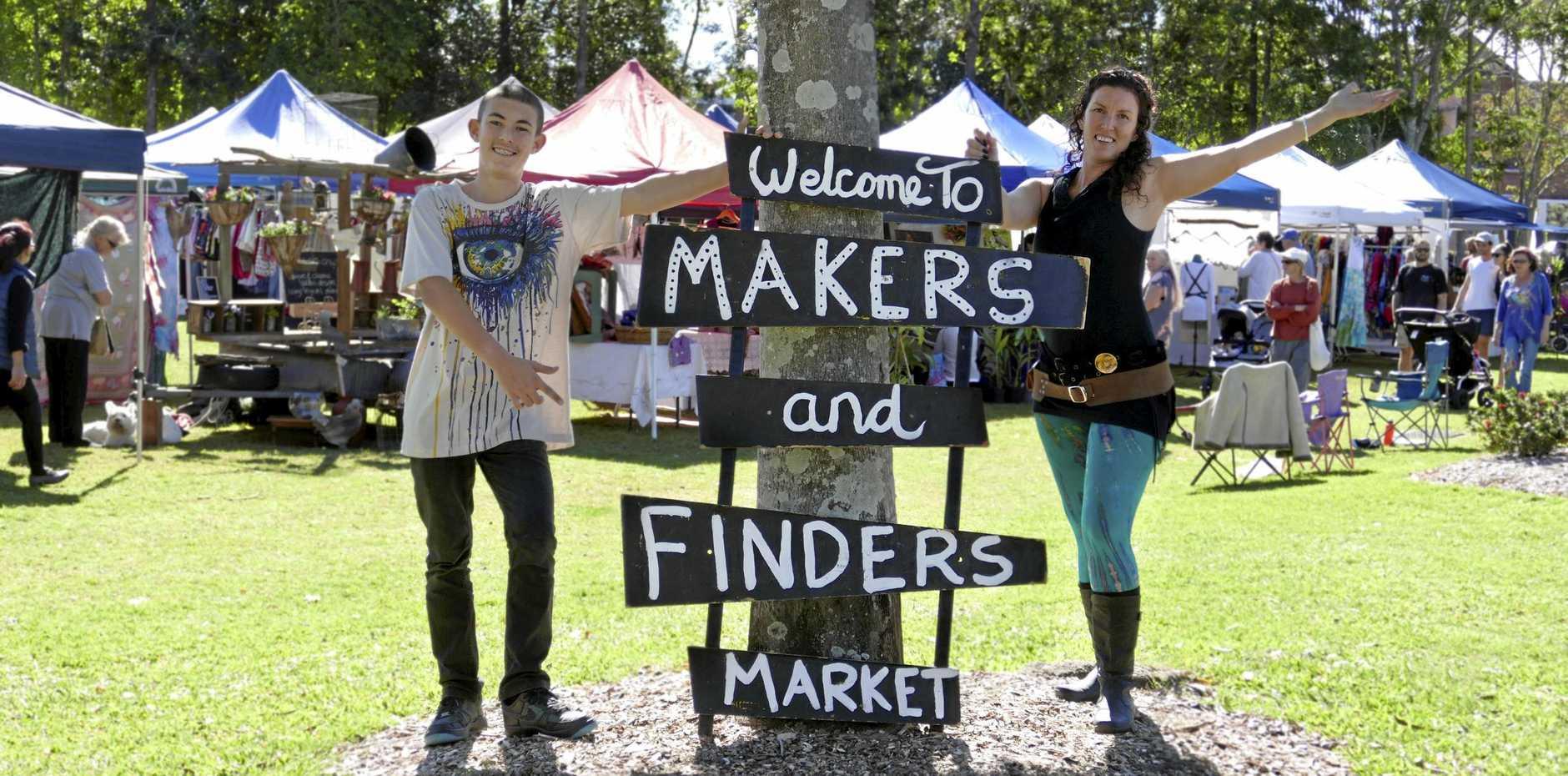 Makers Finders Market 2018