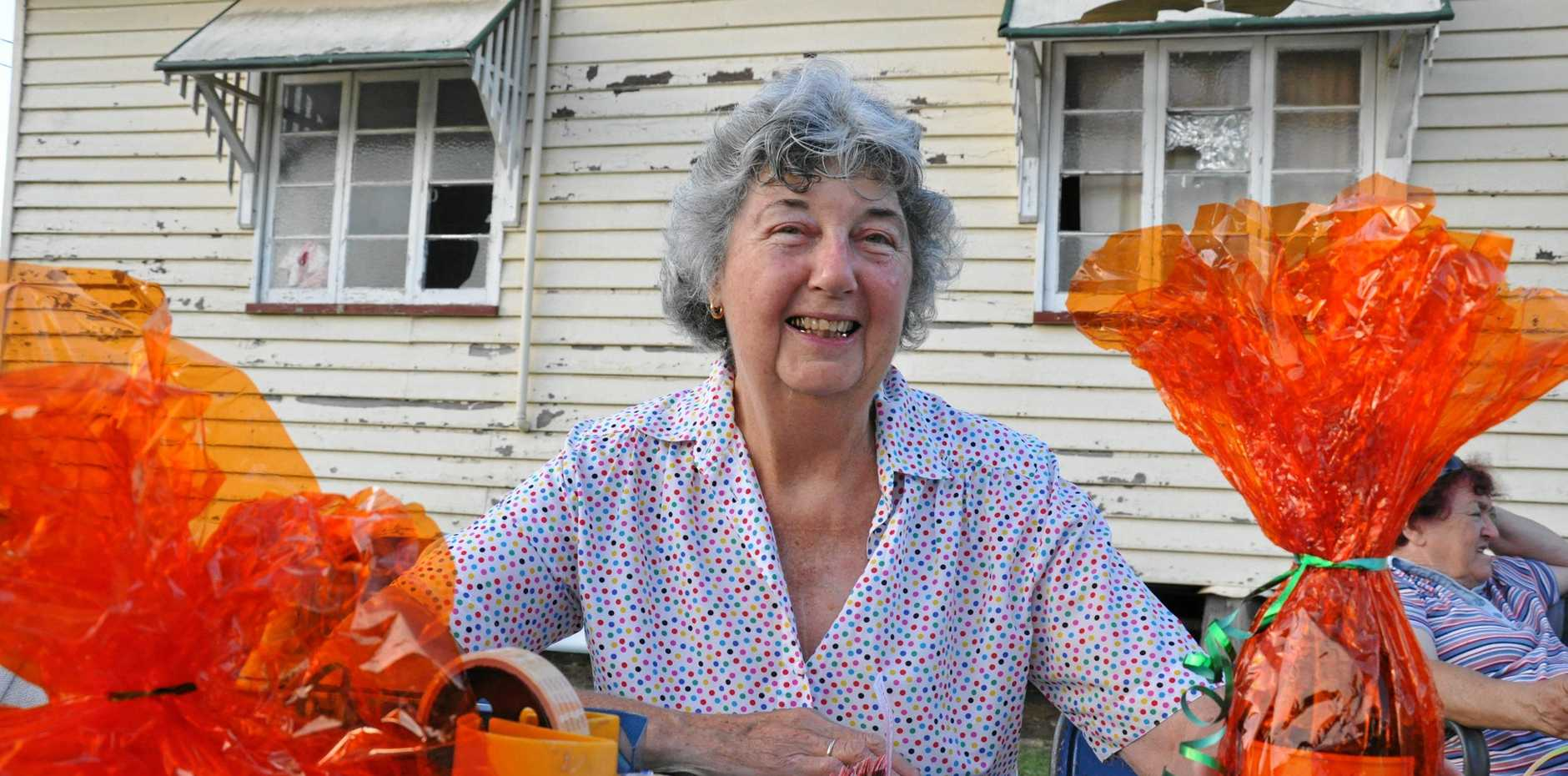 END OF AN ERA: St Mark's Anglican Guild volunteer Jean Wedemeyer has sadly closed the doors at the iconic store for the last time.